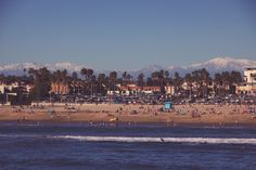 """One of my all time favorite beaches is Huntington Beach. We would visit this beach as kids on Summer vacations from Canada. Our home base was our Grandparent's homes in the Inland Empire. Dad would load up the family in the Buick and we'd drive down the freeway with the Beach Boys blaring through the … Continue reading """"Why I Love Huntington Beach"""""""