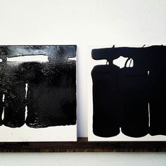 Atelier - Studio . . . #abstrait #abstract #peintureabstraite #abstractpainting #painting #abstraction #abstractart #abstractexpressionism #modernart #oilpainting #oiloncanvas #artonsale #artiststudio #atelierdartiste #atelier #studio #contemporaryart #art #arte #artist #artistatwork #artwork #calirezo #artoftheday #minimalism #minimalist #texture #gallery #galerie #calligraphy