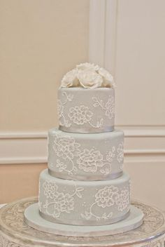 Obsessed With the Details in These Amazing Wedding Cakes