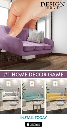 Spend your time relaxing and playing Design Home, the #1 Home Decor Game! If you daydream about designing beautiful, unique interiors for your many fantastic homes, you can now bring your design dreams to life in this visually stunning 3D experience. Join millions of design and home decor lovers to discover, shop items you love, style gorgeous rooms and get recognized for your creativity!�