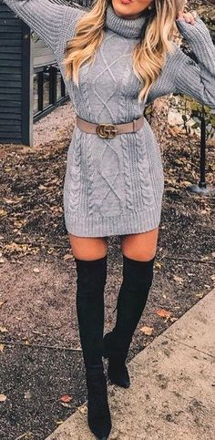 30 Pretty Winter Outfits You Can Wear on Repeat winter outfits casual winter casual winter styles casual winter outfit Winter Outfits For Teen Girls, Classy Winter Outfits, Winter Fashion Casual, Winter Outfits Women, Cute Casual Outfits, Casual Fall, Party Outfits For Women, Winter Clothes Women, Ladies Outfits