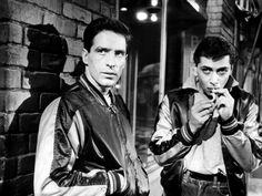 John Cassavetes & Mark Rydell  Crime in the Streets