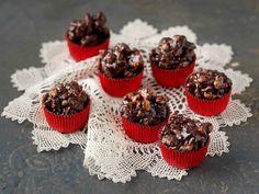 Christmas Sweets, Christmas Baking, Christmas Decorations, Christmas Ideas, Edible Gifts, Sweet Life, Mini Cupcakes, Sweet Recipes, Sweet Treats