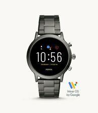 Fossil Herren Smartwatch The Carlyle HR Generation Edelstahl Grau Fitbit, Best Gaming Laptop, Modern Tech, Android Watch, Modern Watches, Usb Hub, Beautiful Watches, Watch Brands, Amigurumi