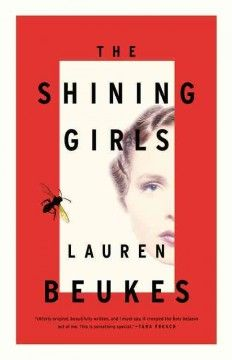 The Shining Girls by Lauren Beukes. Harper Curtis is a time travelling serial killer who commits crimes to satisfy the bloodthirsty cravings of a Chicago bungalow. Yep, the house makes him kill people, 'shiny young girls'. This supernatural thriller is a game of cat and mouse that readers of urban fantasy won't want to miss.
