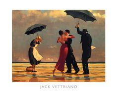 Jack Vettriano's paintings!