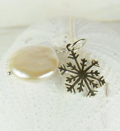 Holiday Gifts Winter Fashion Penny Pearl by LillyputLaneDesignCo, $42.00
