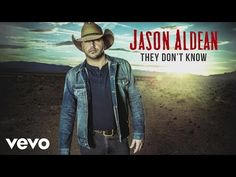 Jason Aldean - They Don't Know (Audio) - YouTube