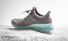 The ocean waste trainer Adidas has been working on turning old nets and ocean plastic into fibres that can be used to make a performance shoe. Working with organisation Parley for the Ocean to divert plastic waste away from coastal communities and back into the production cycle, it hopes to bring a range of footwear to market later this year. This is part of Adidas's 2020 ambition to phase out the use of virgin plastics.