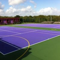 Macadam Tennis Court MUGA Surfacing