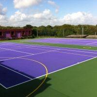 Macadam Tennis Court MUGA Surfacing