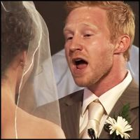 Groom Sings the Most Romantic & Beautiful Song to His Bride on the Altar - Music Video