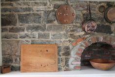 Large Bread Board / Vintage / Antique  Wood  Wooden  Rustic