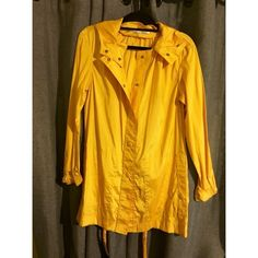 TWELFTH STREET BY CYNTHIA VINCENT JACKET 9 of 10 condition. I wore it tied at the waist with over the knee black leather boots.. Perfect for spring.  Authentic Guaranteed.  Fast Shipping. ❤️Thanks for visiting my closet Beauties❤️ Twelfth Street by Cynthia Vincent Jackets & Coats Utility Jackets
