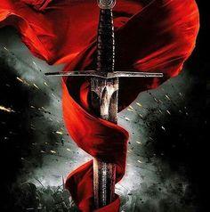 Nachari Silivasi's beloved sword (Blood Curse Series by Tessa Dawn)