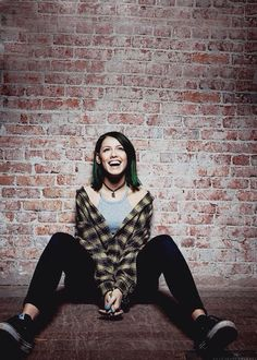 Jenna Mcdougall. My all time woman crush