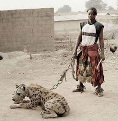 Somalian warlord