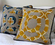 Mentor Pillows | Flickr - Photo Sharing!