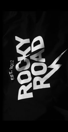 Rocky Road Boxing Club Logotype