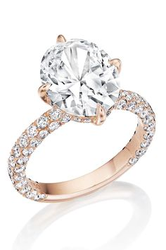 a219b5de0e2ca 151 Best OVAL CUT Engagement rings images in 2019 | Diamonds ...