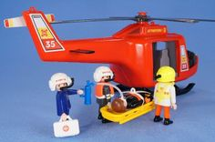 rescue helicopter, so cool! Nerf, Cool Stuff, Toys, Playmobil, Activity Toys, Clearance Toys, Gaming, Games, Toy