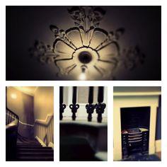 Upstairs rooms & bar