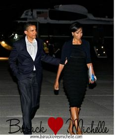 President and The First Lady!