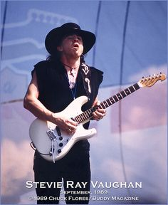 The Late, Great, Stevie Ray Vaughan