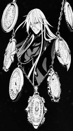 Undertaker black butler
