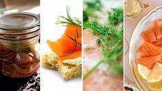 Joulun parhaat kalaherkut: 16 mahtavaa reseptiä - Ajankohtaista - Ilta-Sanomat Pickles, Cantaloupe, Cucumber, Fruit, Vegetables, Food, Kala, Essen, Vegetable Recipes