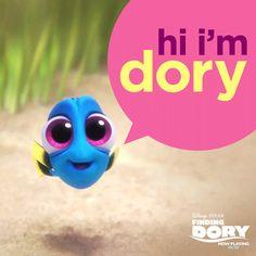 Disney/Pixar's Finding Dory disney pixar finding dory dory