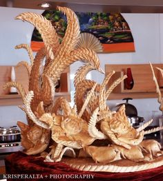world bread competition Baking And Pastry, Bread Baking, Pan Focaccia, Savory Donuts Recipe, Puff And Pie, Bread Display, Amazing Food Art, Edible Centerpieces, Sugar Dough