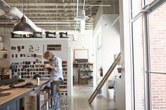 Studio Days By Ryan Marshall / Makr Blog