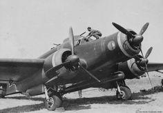 Savoia Marchetti SM.79 Sparviero silurante pronto al decollo