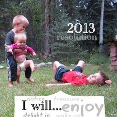 I Will Savor Their Childhood – Sharing the Little Habits that make a Big Difference for Enjoying Parenting