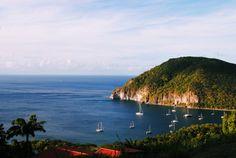 "photo-essays: "" Deshaies, Guadeloupe. """