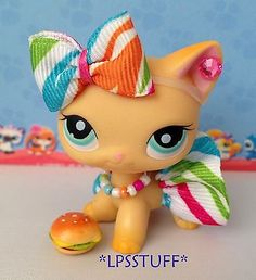 Littlest-Pet-Shop-Accessories-Clothes-Custom-Skirt-Outfit-LPS-CAT-NOT-INCLUDED