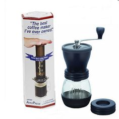 aerobie coffee maker - Compare Price Before You Buy Coffee And Espresso Maker, Best Coffee Maker, Pour Over Coffee, Coffee Cafe, Coffee Humor, Drip Coffee Maker, My Coffee, Funny Coffee, Aeropress Coffee