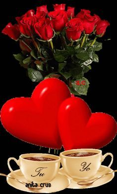Beautiful Love Pictures, I Love You Pictures, Beautiful Flowers Images, Love You Gif, Cute Love Gif, I Love You Baby, Flower Images, Beautiful Roses, Love Heart Images