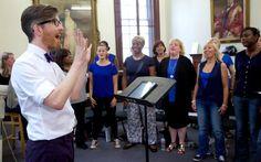 Choir singing 'boosts your mental health'  - Telegraph