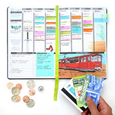 Sitting in traffic 🚗🚕🚙 is not the best use of your time ⏰. Using public transportation 🚍 saves you money 💸on gas, reduces carbon emissions 🌫, and gives you the opportunity to make a new friend! 😄👍#passionplanner #savemoney