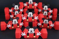 O Ateliê Laços Dourados teve a preocupação de que a criança, que é apaixonada pelo DVD do Mickey, identificasse todos os elementos e se sentisse à vontad