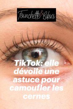 Dans une vidéo postée sur le célèbre réseau social, et vue plus de 16 millions de fois, Erika Tello, alias @erikita177, nous dévoile son astuce maison pour camoufler les cernes. Comment réveiller notre regard après une nuit trop courte ou à cause d'un manque de sommeil ? Grâce à un rouge à lèvres ! Eh oui ! Oui, Beauty Tricks, Sleep Debt, Dark Around Eyes, Lipstick, Home