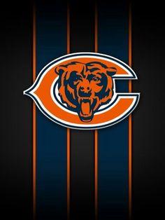 Chicago Bears logo Sports world. Chicago bears