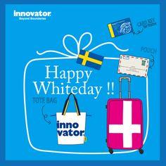 【White Day☆】旅行好きの方へ贈り物としていかがですか?北欧インテリアデザイン「innovator」キャリーケース http://www.trio1971.com/innovator_info/index.html