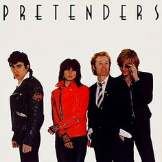 "Pretenders is the debut studio album by the British New Wave band The Pretenders, released on 27 December 1979 under Real Records (Sire Records in the United States). A combination of rock, punk, and pop music, this album made the band famous. The album features the singles ""Stop Your Sobbing"" ""Kid"" and ""Brass in Pocket""."