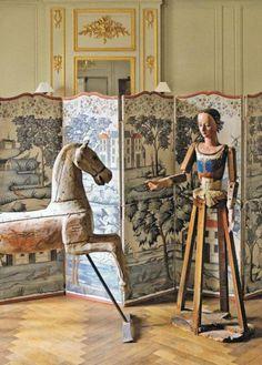 Swedish & French Decorating