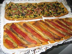 Gastronomia catalana: coques de recapte de Lleida