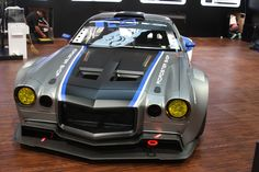 SEMA 2014: The Roadster Shop Rampage 1970 Camaro Is As Polarizing As It Is Aggressive – There's No In Between With This One