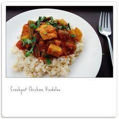 Crockpot Chicken Vindaloo